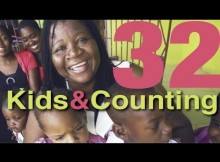 Amazing Woman Raises 32 Orphans – Annemarie Richards' Story