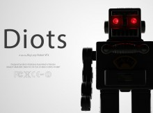 iDiots – Amazing iPhone Parody Starring Cute Japanese Robots