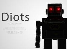 iDiots – Amazing iPhone Parody Starring Cute Japanese Robots