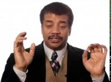 Neil Degrasse Tyson Baked Out of His Mind! (Not Really)