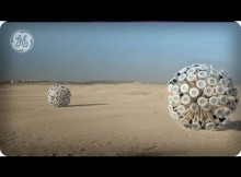 The Mine Kafon is a Wind Powered Robotic Dandelion that Kills Landmines – Yes it's as Awesome as it Sounds
