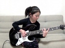 This Eight Year Old Girl Shreds Guitar Better Than You Ever Could