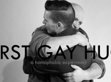 What Happens if You Put a Gay Person and a Homophobe Together in a Room, Then Have them Hug? The Results Will Move You